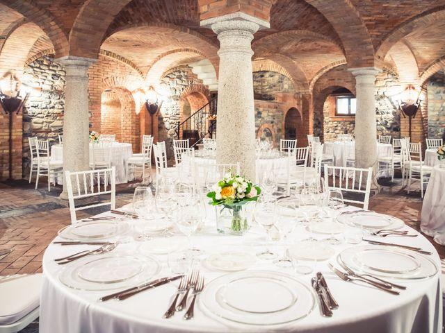 Il matrimonio di Fabio e Valeria a Godiasco, Pavia 90