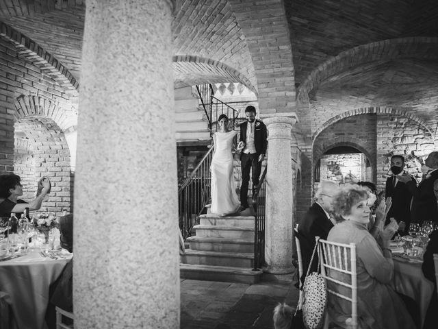 Il matrimonio di Fabio e Valeria a Godiasco, Pavia 92
