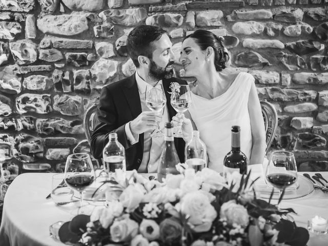 Il matrimonio di Fabio e Valeria a Godiasco, Pavia 94