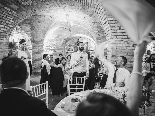 Il matrimonio di Fabio e Valeria a Godiasco, Pavia 96