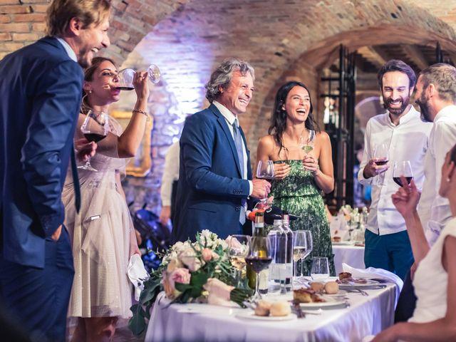 Il matrimonio di Fabio e Valeria a Godiasco, Pavia 98