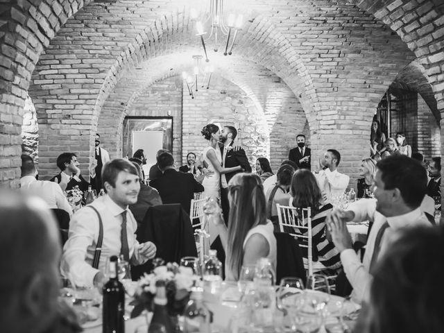 Il matrimonio di Fabio e Valeria a Godiasco, Pavia 99