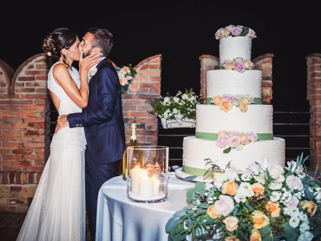 Il matrimonio di Fabio e Valeria a Godiasco, Pavia 103