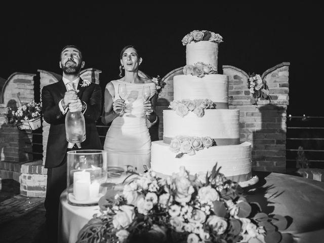 Il matrimonio di Fabio e Valeria a Godiasco, Pavia 104