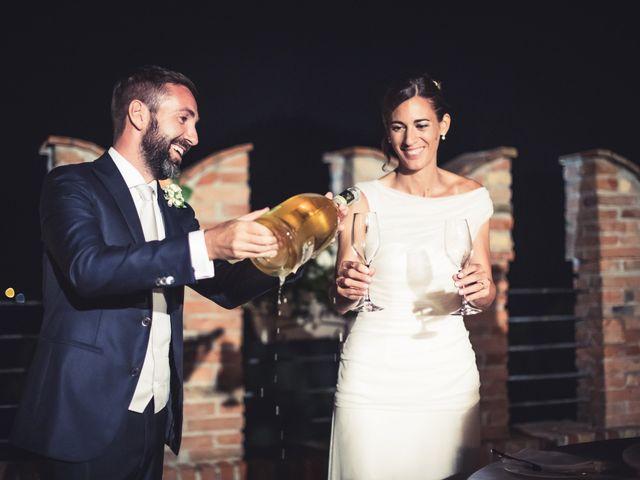 Il matrimonio di Fabio e Valeria a Godiasco, Pavia 105
