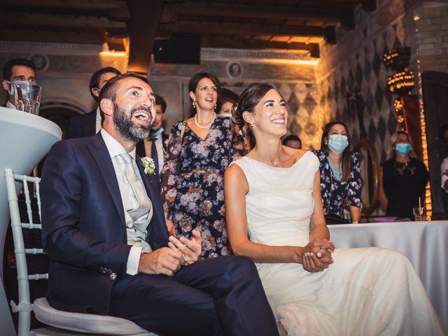 Il matrimonio di Fabio e Valeria a Godiasco, Pavia 109