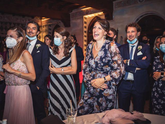 Il matrimonio di Fabio e Valeria a Godiasco, Pavia 111