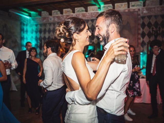 Il matrimonio di Fabio e Valeria a Godiasco, Pavia 117