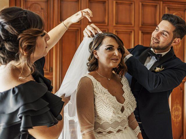 Il matrimonio di Giovanni e Marzia a Lamezia Terme, Catanzaro 40