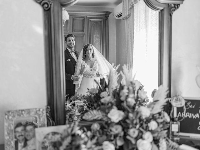 Il matrimonio di Giovanni e Marzia a Lamezia Terme, Catanzaro 41