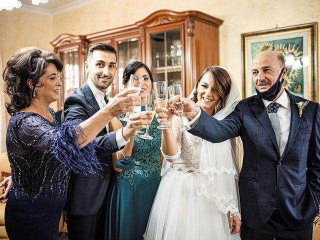 Il matrimonio di Giovanni e Marzia a Lamezia Terme, Catanzaro 43