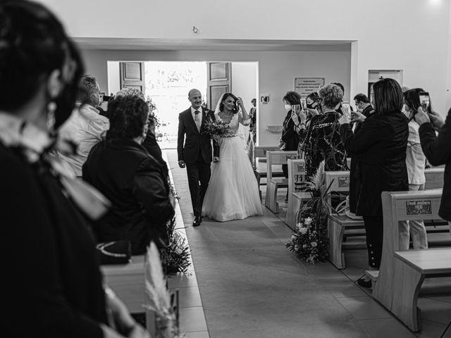 Il matrimonio di Giovanni e Marzia a Lamezia Terme, Catanzaro 48