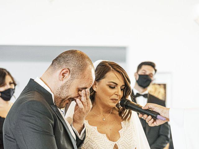 Il matrimonio di Giovanni e Marzia a Lamezia Terme, Catanzaro 51