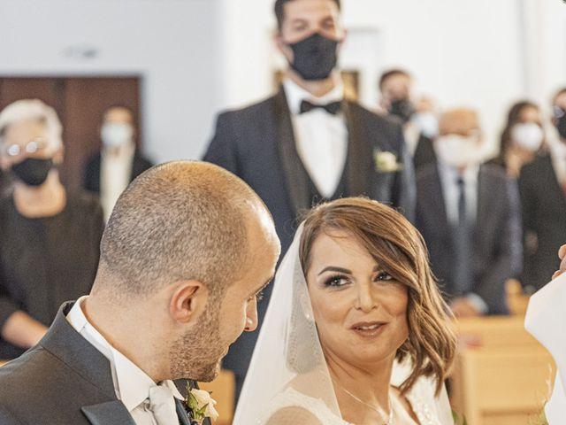 Il matrimonio di Giovanni e Marzia a Lamezia Terme, Catanzaro 54