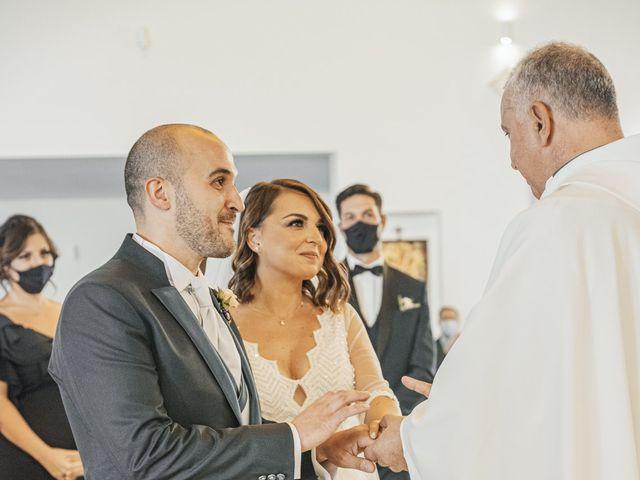 Il matrimonio di Giovanni e Marzia a Lamezia Terme, Catanzaro 55
