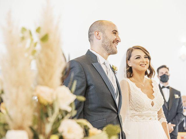 Il matrimonio di Giovanni e Marzia a Lamezia Terme, Catanzaro 56