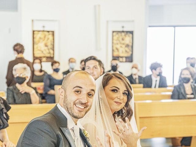 Il matrimonio di Giovanni e Marzia a Lamezia Terme, Catanzaro 59