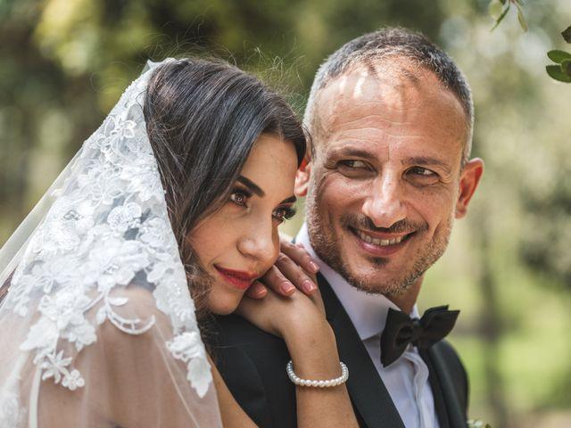 Il matrimonio di Filippo e Maria a Leonforte, Enna 2