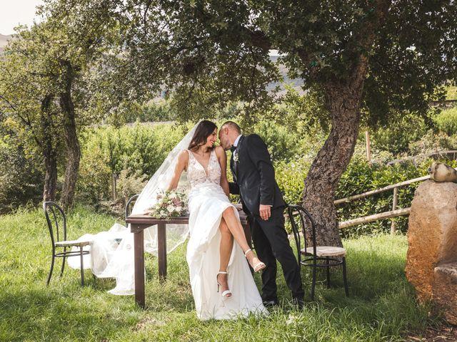 Il matrimonio di Filippo e Maria a Leonforte, Enna 3