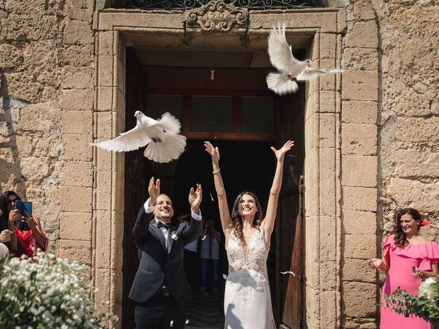 Il matrimonio di Filippo e Maria a Leonforte, Enna 6