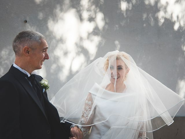 Le nozze di Aura e Roberto