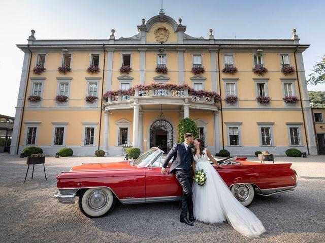 Le nozze di Miriam e Mauro