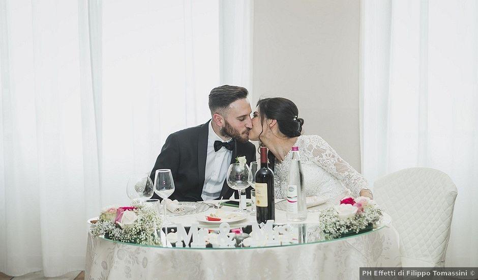 Il matrimonio di Filippo e Rebecca a Assisi, Perugia