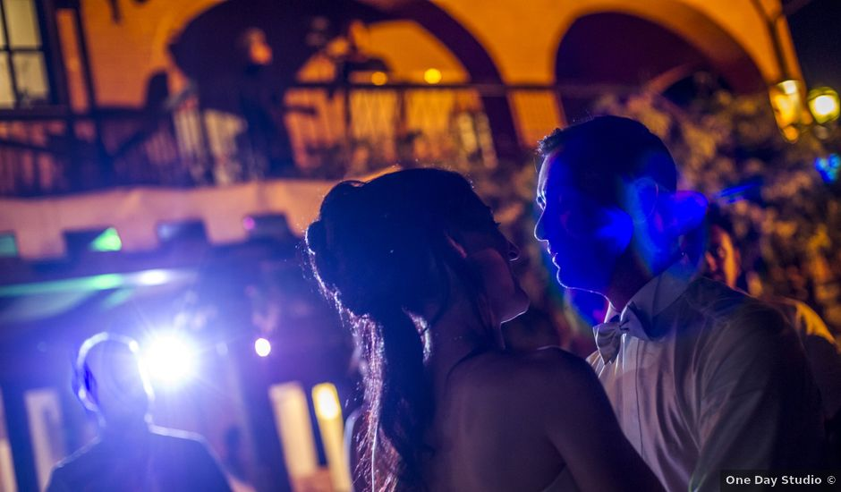Il matrimonio di Simone e Sabina a San Damiano d'Asti, Asti