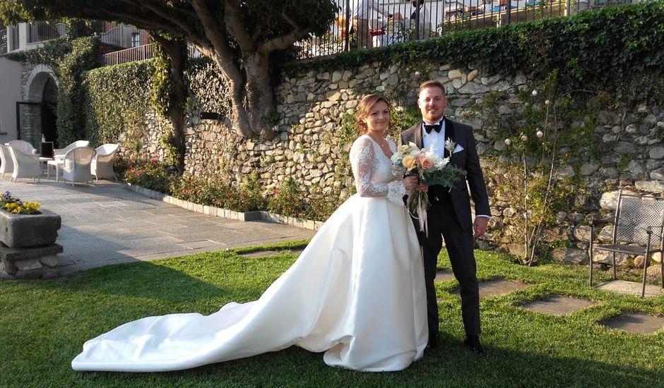 Il matrimonio di Luca e Elisa  a Calco, Lecco