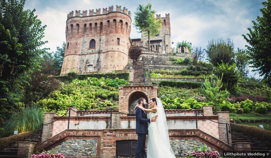 Il matrimonio di Fabio e Valeria a Godiasco, Pavia