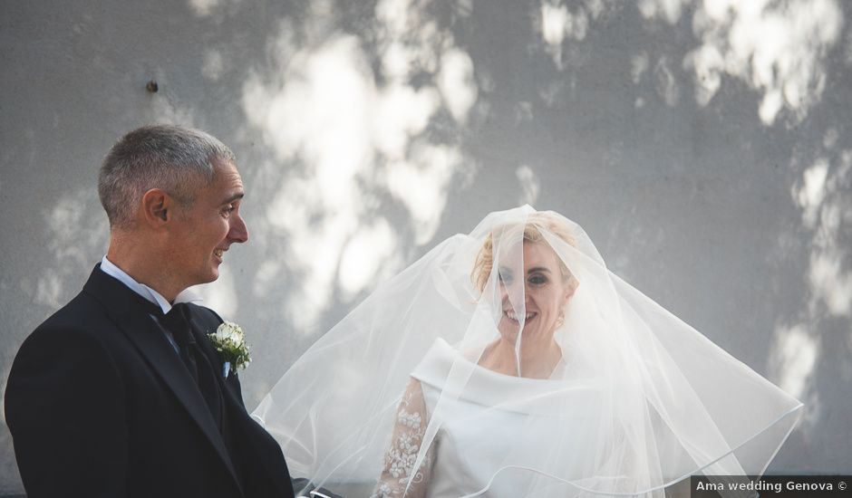 Il matrimonio di Roberto e Aura a Ovada, Alessandria