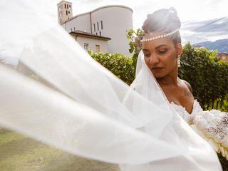 Le nozze di Patricia  e Angel  1