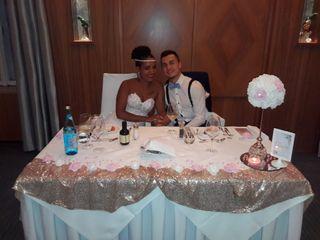 Le nozze di Patricia  e Angel