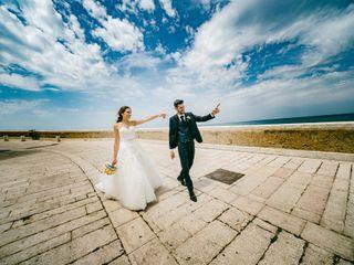 Le nozze di Stefania e Alfredo