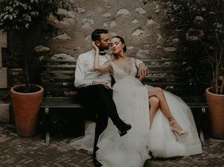 Le nozze di Erika e Enzo