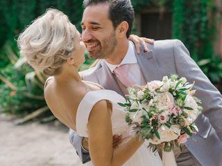 Le nozze di Anastasia e Alessandro
