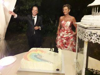 Le nozze di Carmela e Gianfranco