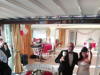 Le nozze di Alessandra benedetti  e Massimo Scaringella  2