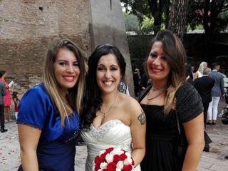 Le nozze di Alessandra benedetti  e Massimo Scaringella  3