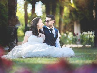 Le nozze di Enrico e Giuliana