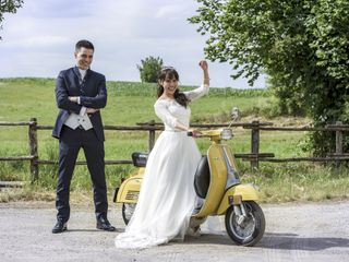 Le nozze di Caren e Maurizio