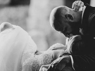 Le nozze di Sarah e Massimiliano