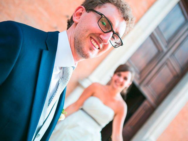 le nozze di Anna e Lorenzo