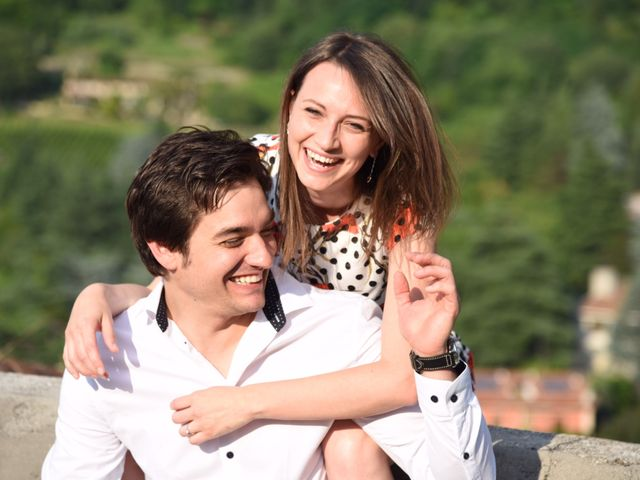 le nozze di Silvia  e Alberto