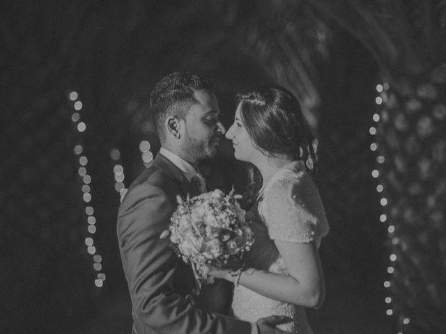 le nozze di Virginia e Dale