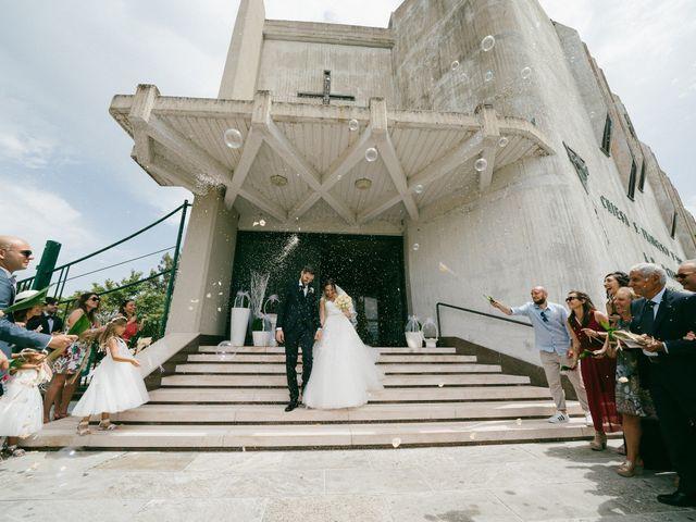 Il matrimonio di Alfredo e Stefania a Termoli, Campobasso 56
