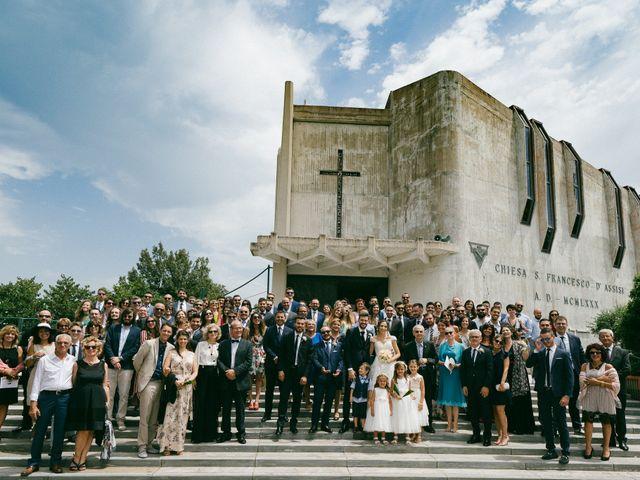 Il matrimonio di Alfredo e Stefania a Termoli, Campobasso 57