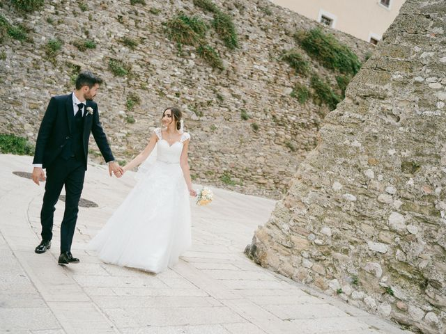 Il matrimonio di Alfredo e Stefania a Termoli, Campobasso 58