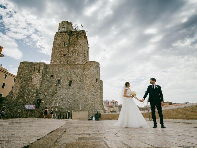 Il matrimonio di Alfredo e Stefania a Termoli, Campobasso 60