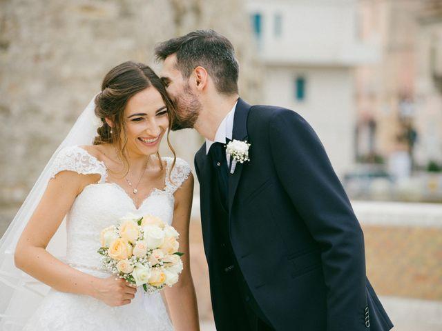 Il matrimonio di Alfredo e Stefania a Termoli, Campobasso 61